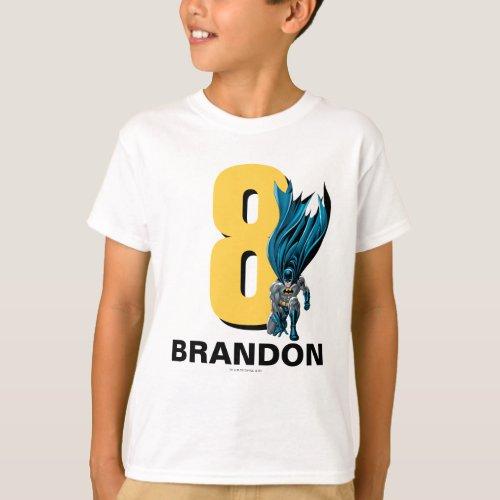 Batman  Happy Birthday T_Shirt
