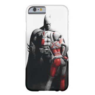 Batman & Harley Barely There iPhone 6 Case
