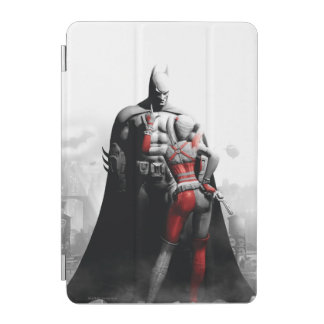 Batman & Harley iPad Mini Cover