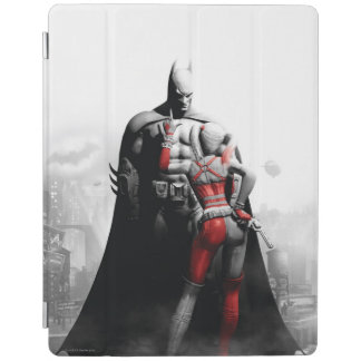 Batman & Harley iPad Smart Cover
