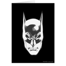 Batman Head Card