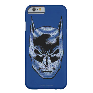 Batman Head Mantra Barely There iPhone 6 Case
