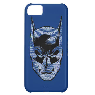Batman Head Mantra Cover For iPhone 5C