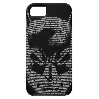 Batman Head Mantra iPhone 5 Cases
