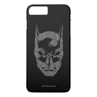 Batman Head Mantra iPhone 7 Plus Case