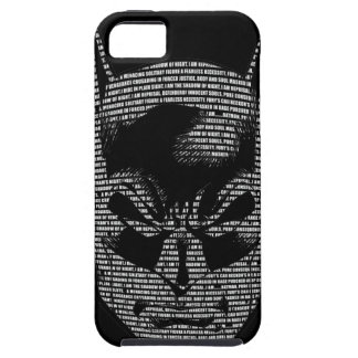 Batman Head Mantra iPhone SE/5/5s Case