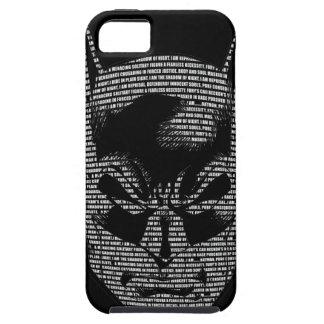 Batman Head Mantra iPhone SE/5/5s Case