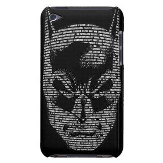Batman Head Mantra iPod Case-Mate Cases