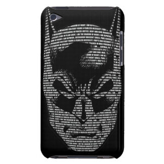 Batman Head Mantra iPod Touch Cover