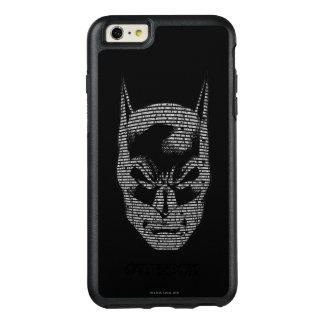 Batman Head Mantra OtterBox iPhone 6/6s Plus Case
