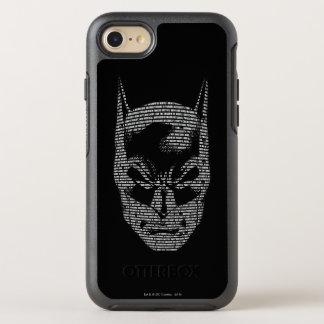 Batman Head Mantra OtterBox Symmetry iPhone 7 Case