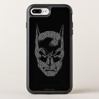 Batman Head Mantra OtterBox Symmetry iPhone 7 Plus Case