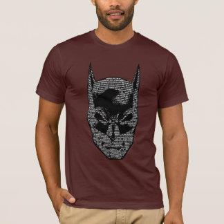 Batman Head Mantra T-Shirt