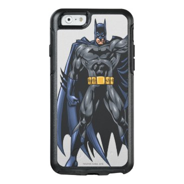 Batman holds up cape OtterBox iPhone 6/6s case