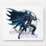 Batman - Hyper Drive Mouse Pad