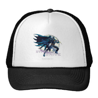 Batman - Hyper Drive Trucker Hat