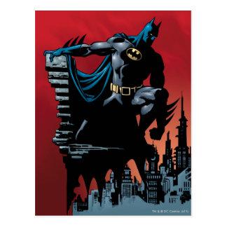 Batman Hyperdrive - 10 Postcard