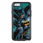 Batman Hyperdrive - 11A Funda Otterbox Para iPhone 6/6s