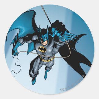 Batman Hyperdrive - 11B Classic Round Sticker