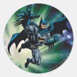 Batman Hyperdrive - 12A Pegatinas Redondas