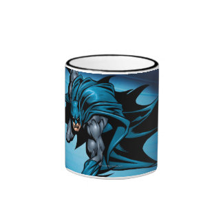 Batman Hyperdrive - 13A Ringer Coffee Mug