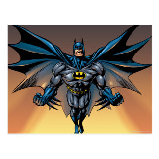 Batman Hyperdrive - 15B Postcard