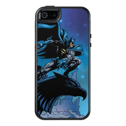 Batman Hyperdrive - 17B OtterBox iPhone 5/5s/SE Case