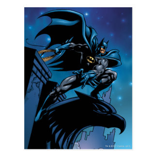 Batman Hyperdrive - 17B Postcard