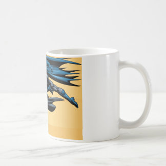 Batman Hyperdrive - 19B Coffee Mug