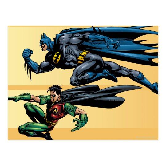 Batman Hyperdrive - 19B Tarjetas Postales
