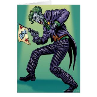 Batman Hyperdrive - 21B Card