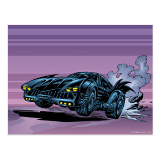 Batman Hyperdrive - 24A Postcard