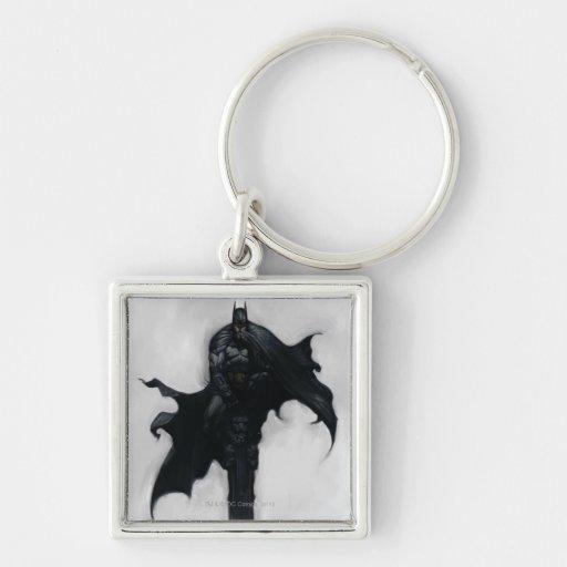 Batman Illustration Key Chains
