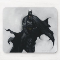 Batman Illustration Mouse Pad