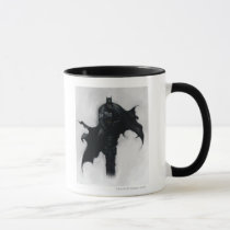 batman, arkham city, arkham asylum, dc comics, gotham city, video game, joker, harvey dent, harley quinn, hugo strange, catwoman, penguin, riddler, rocksteady studios, Mug with custom graphic design