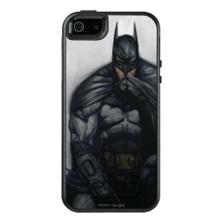 Batman Illustration OtterBox iPhone 5/5s/SE Case