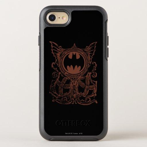 Batman Image 47 OtterBox Symmetry iPhone SE/8/7 Case