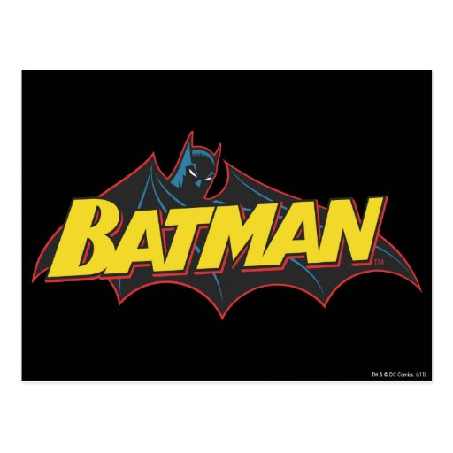 Batman Image 68 Post Cards