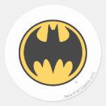 Batman Image 72 Round Sticker