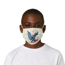 Batman Into Action Kids' Cloth Face Mask