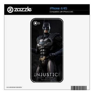 Batman iPhone 4 Decal