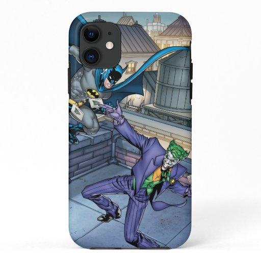Batman & Joker - Battle iPhone 11 Case