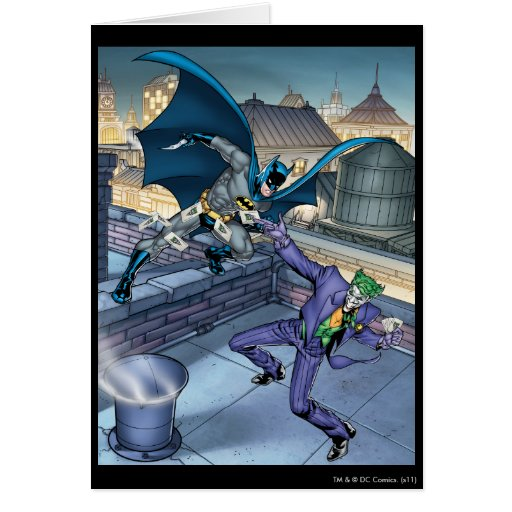 Batman greeting cards a super way to say happy birthday the greeting cards batman joker bookmarktalkfo Gallery