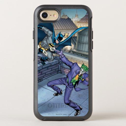 Batman & Joker - Battle OtterBox Symmetry iPhone 8/7 Case