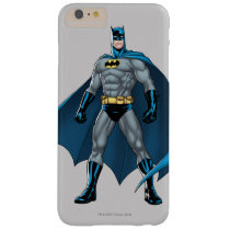 Batman Kicks Barely There iPhone 6 Plus Case