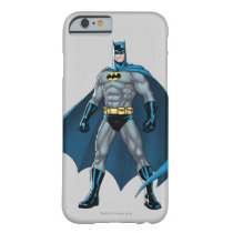Batman Kicks Barely There iPhone 6 Case