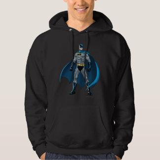 Batman Kicks Hooded Sweatshirt