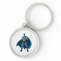 Batman Kicks Keychain