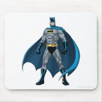 Batman Kicks Mouse Pad