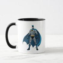 Batman Kicks Mug